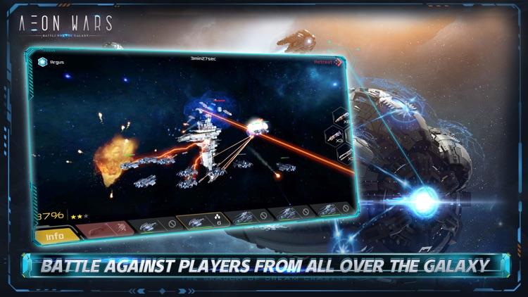 Aeon Wars: Galactic Conquest screenshot-4