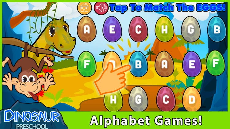 Dinosaur Puzzles for Toddlers! screenshot-3