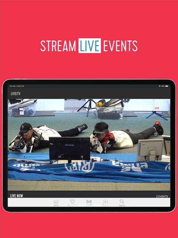 Olympic Channelのおすすめ画像2
