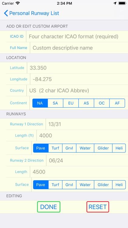 Airport Runway Finder screenshot-9