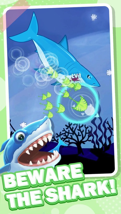Fish Go.io - Be the fish king screenshot 3