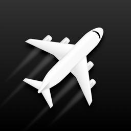 Ícone do app Flighty - Live Flight Tracker