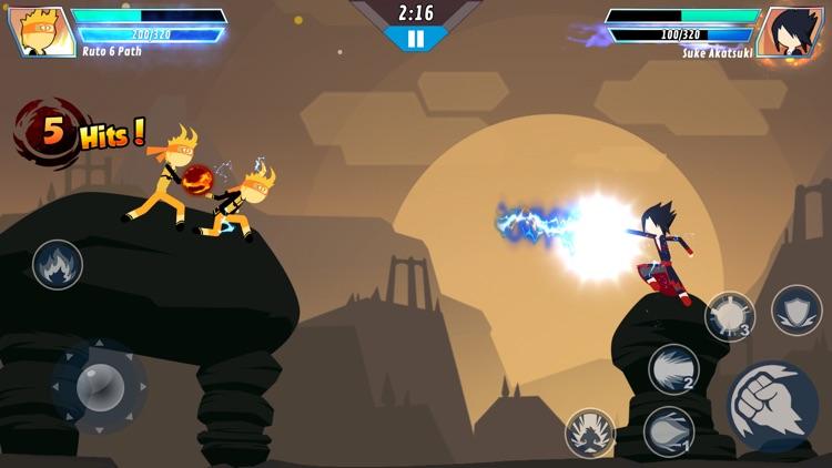 Stick Shadow Fighter screenshot-3