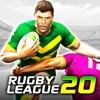 Rugby League 20 - iPadアプリ