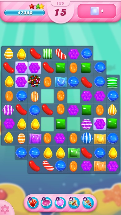 Screenshot for Candy Crush Saga in Malaysia App Store