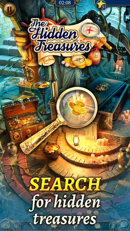 The Hidden Treasures Adventure screenshot-0