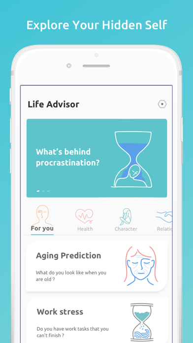 Download Life Advisor:Test & Face App for Pc