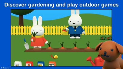 Miffy's World! screenshot 4