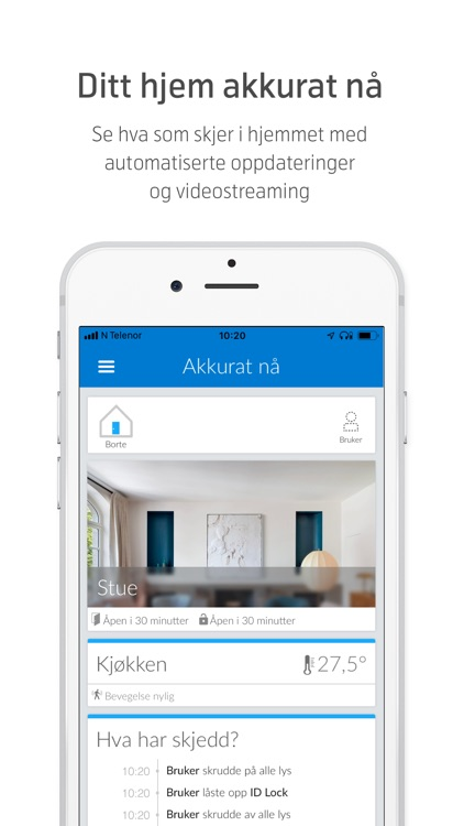 Telenor Smarthjem screenshot-0