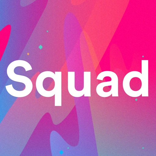 Squad - social screen sharing