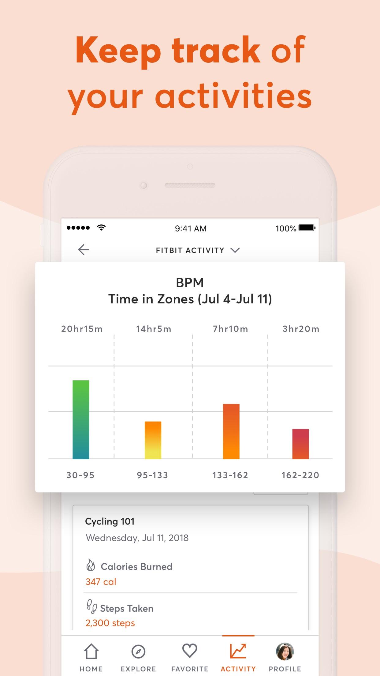 MINDBODY: Fitness, Salon & Spa Screenshot