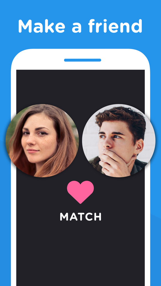 Voice-chat-dating-app