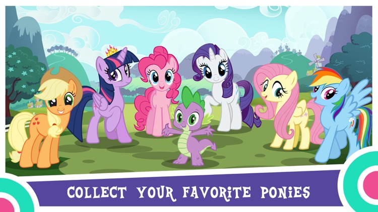MY LITTLE PONY: MAGIC PRINCESS screenshot-0