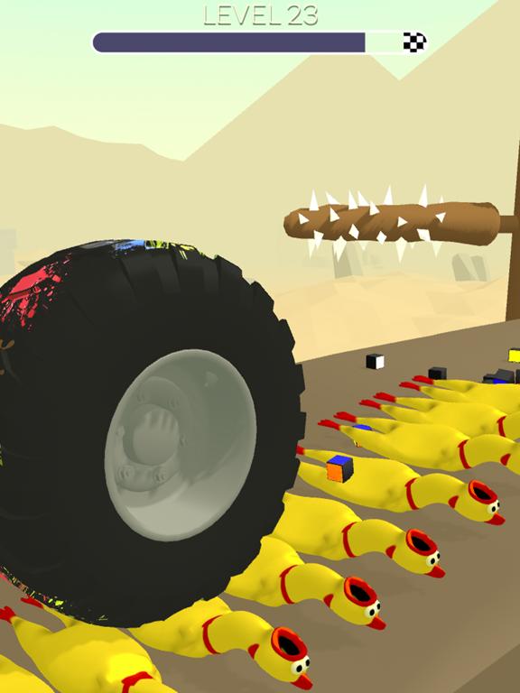 Wheel Smash screenshot 8