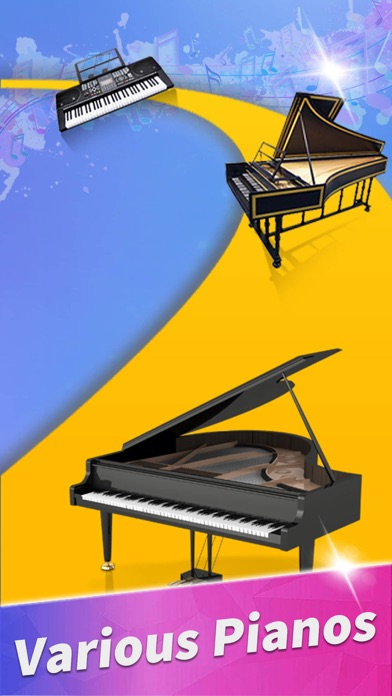 Piano Music Tiles: Anime & Pop