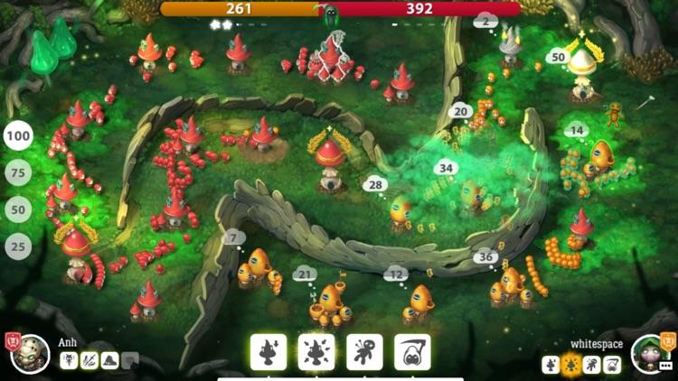Mushroom Wars 2 - RTS meets TD screenshot-3