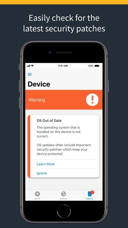 Norton Mobile Security screenshot-3