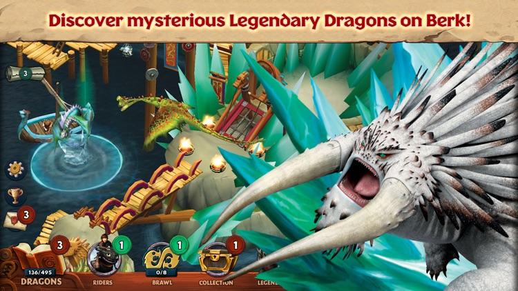 Dragons: Rise of Berk screenshot-3