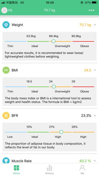 FitTrack Pro : Analysez Santé
