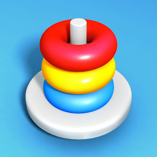 Hoop It 3D iOS App