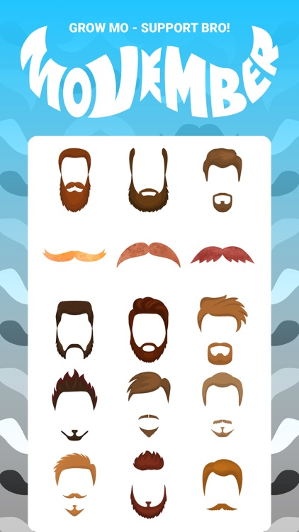 Movember Mustache Beard Booth