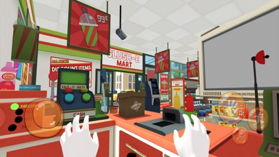 Slush'E'Mart - Job Simulator screenshot 5