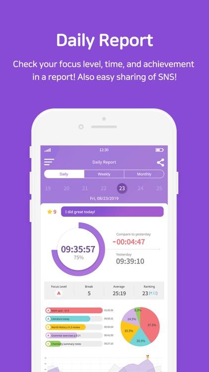 FLIP - Focus Timer for Study screenshot-4