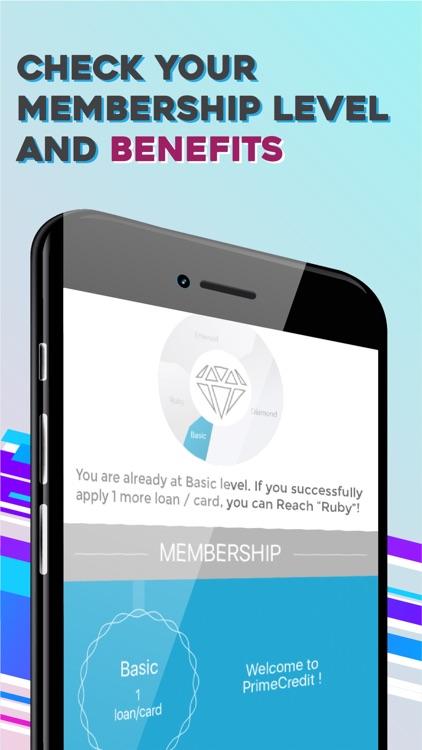 Prime Gems loan & credit card screenshot-5