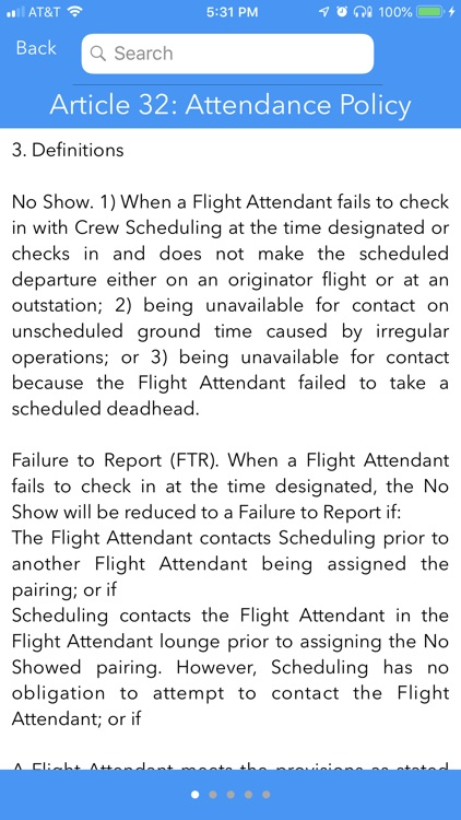 Inflight Points