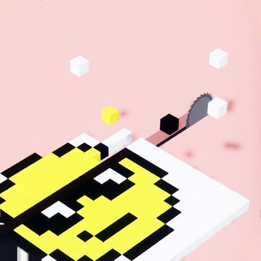 Pixel Cut 3D