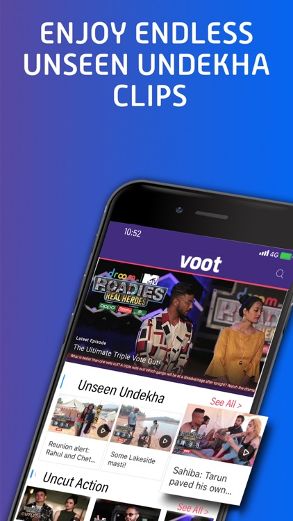 Voot screenshot-4