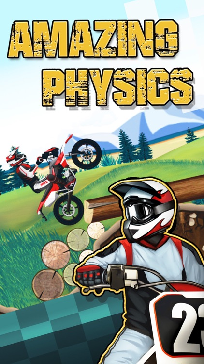 Dirt bike games - motocross