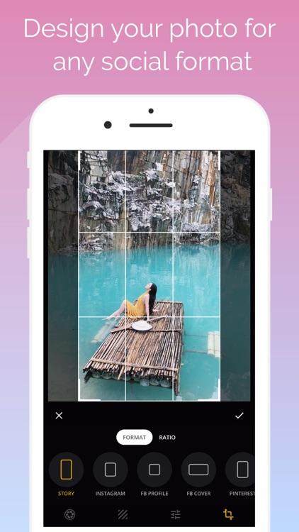 DUNI Photo Editor screenshot-3