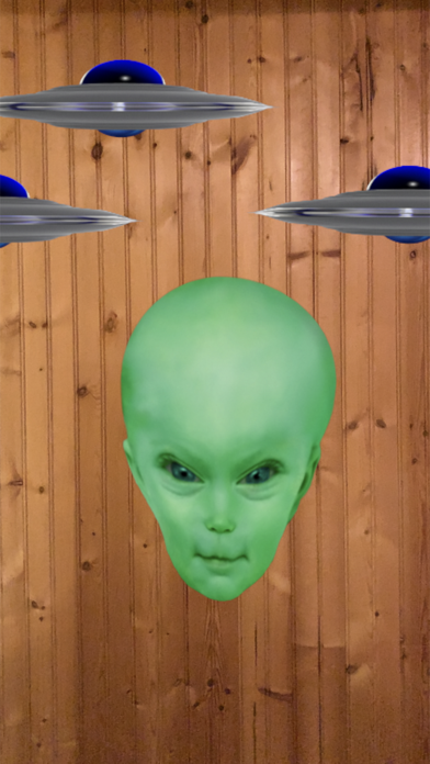 Ask An Alien Augmented Reality - 窓用