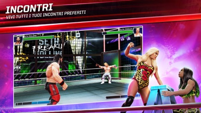 Screenshot of WWE Mayhem4