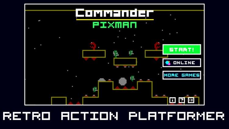 Commander Pixman screenshot-0