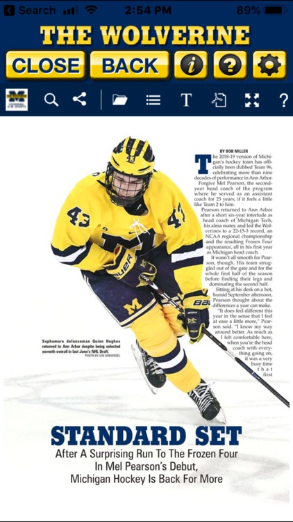 The Wolverine Magazine screenshot-5