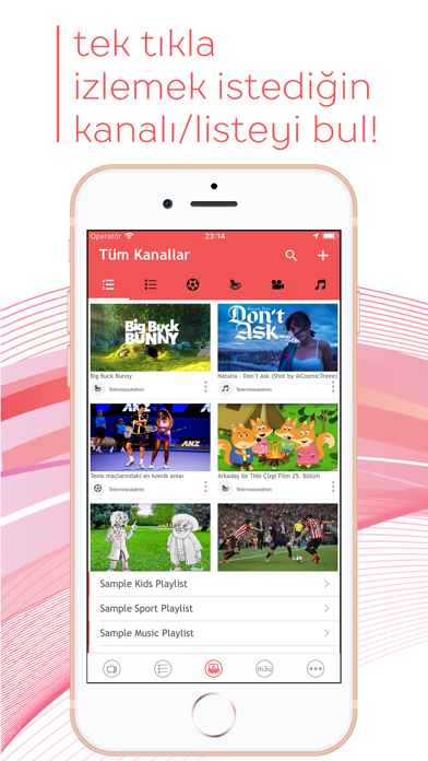 messages.download Televizyon-Canlı TV İzle, IPTV software