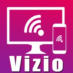 TV Remote for Vizio SmartCast by Kraftwerk 9 Inc