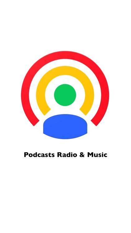 Podcasts Radio & Music screenshot-5