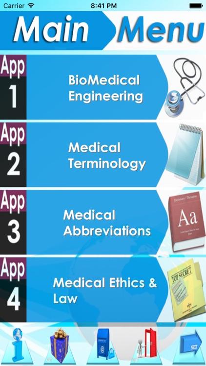 Biomedical Engineering  (BME) screenshot-3