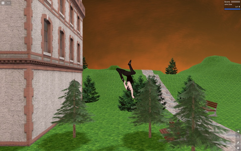 Backflip Madness screenshot 7