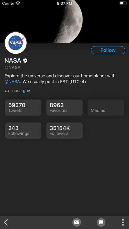SocialHub - SocialMedia Client screenshot-3