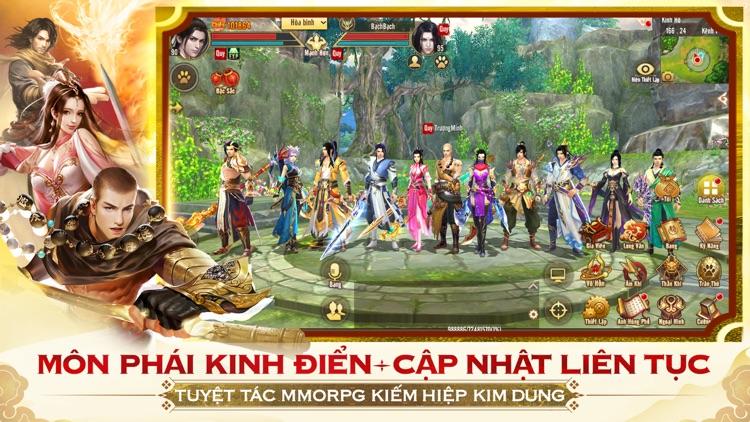 Tân Thiên Long Mobile screenshot-0