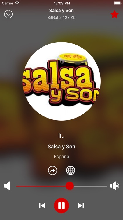 Salsa Music Radio App