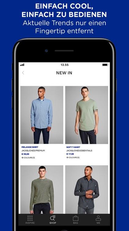 JACK & JONES: Herrenmode App screenshot-3