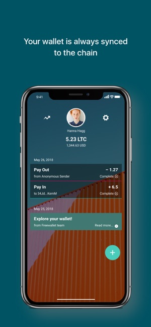 Litecoin Wallet by Freewallet on the App Store