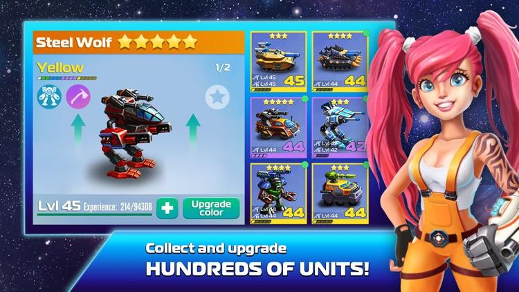 Galaxy Heroes: strategies