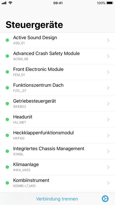 BimmerCode für BMW und MiniScreenshot von 2