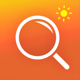 Ícone do app Magnifying Glass & Flash Light